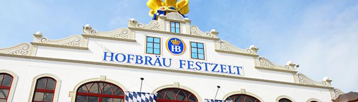 Hofbrau Tent