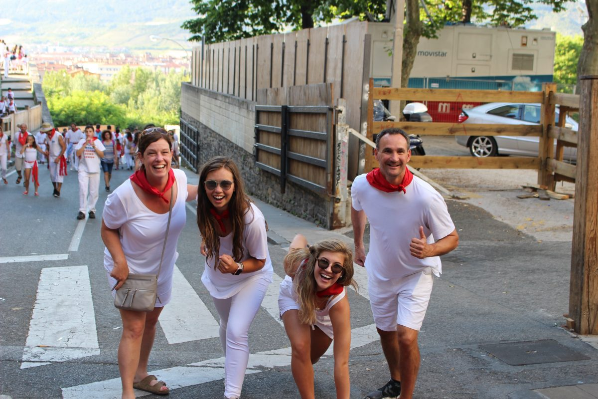2020 Running of the Bulls Mid Festival