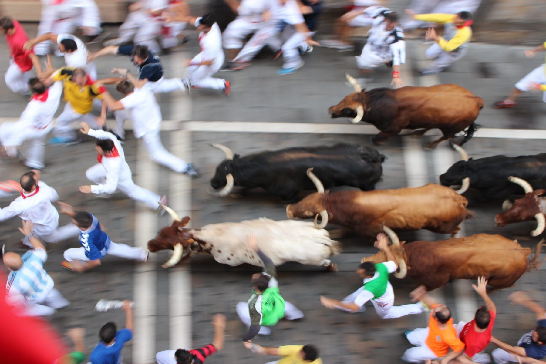 2018 Running of the Bulls Closing Ceremony