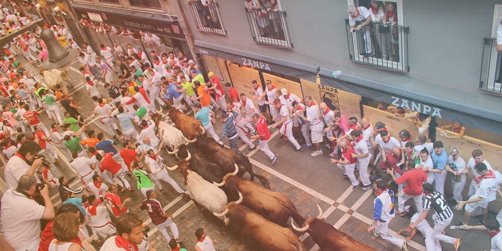 Running of the Bulls Packages