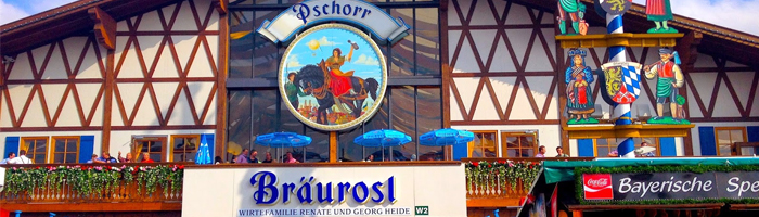 Tent - Bräurosl Beer Tent
