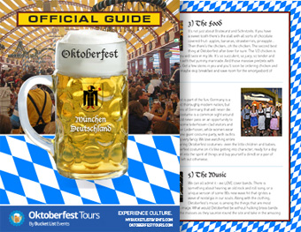 Travel Packages for Oktoberfest 2016 in Munich, Germany