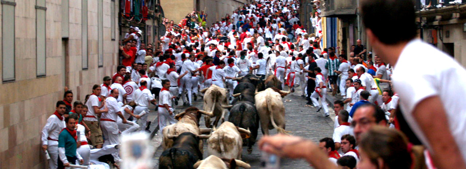 The Best Running of the Bulls Packages