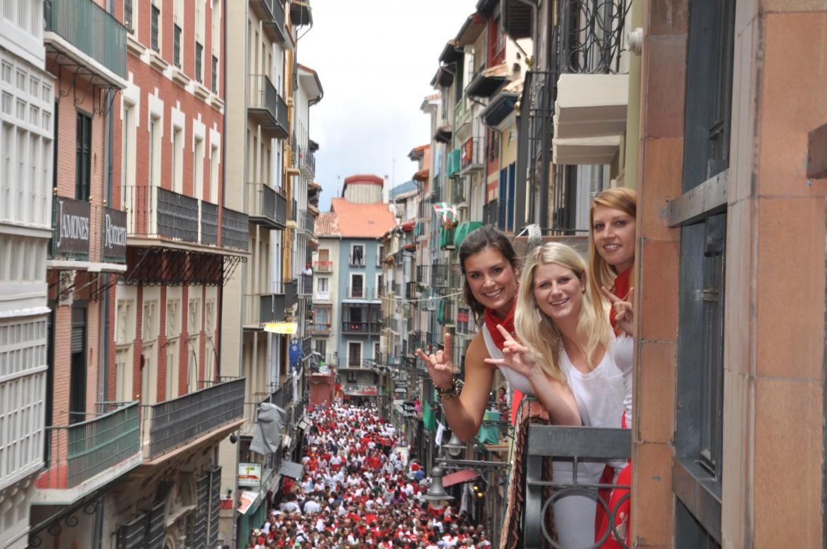 Estafeta Balcony
