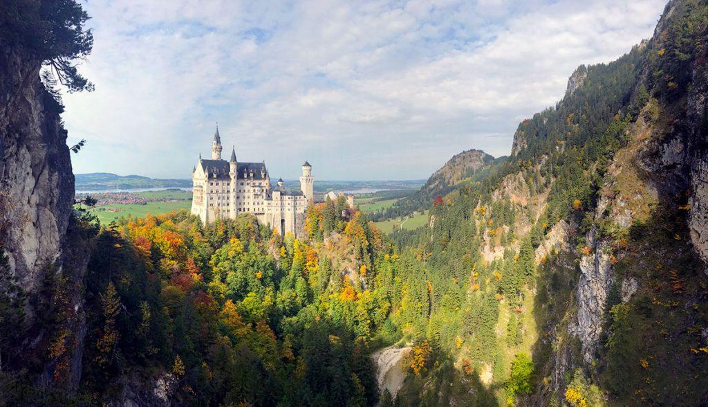 neuschwantstein castle tour munich view