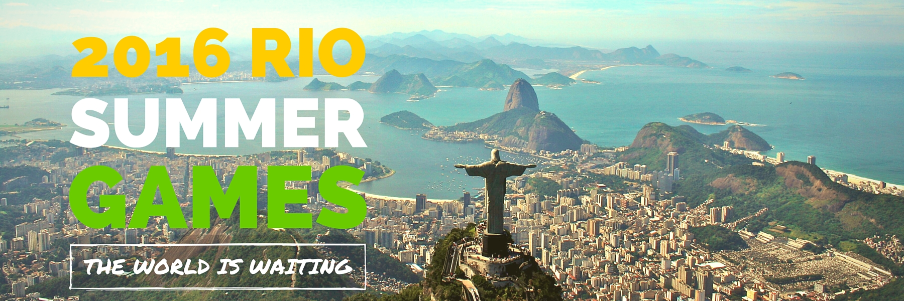 2016 Rio Summer Games Travel Packages