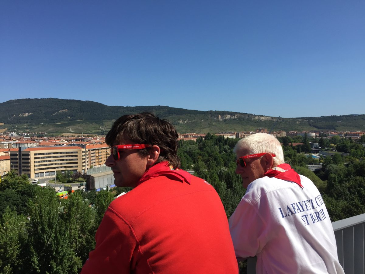 Information about Pamplona