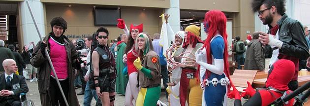 Comic-Con Single Badge Day
