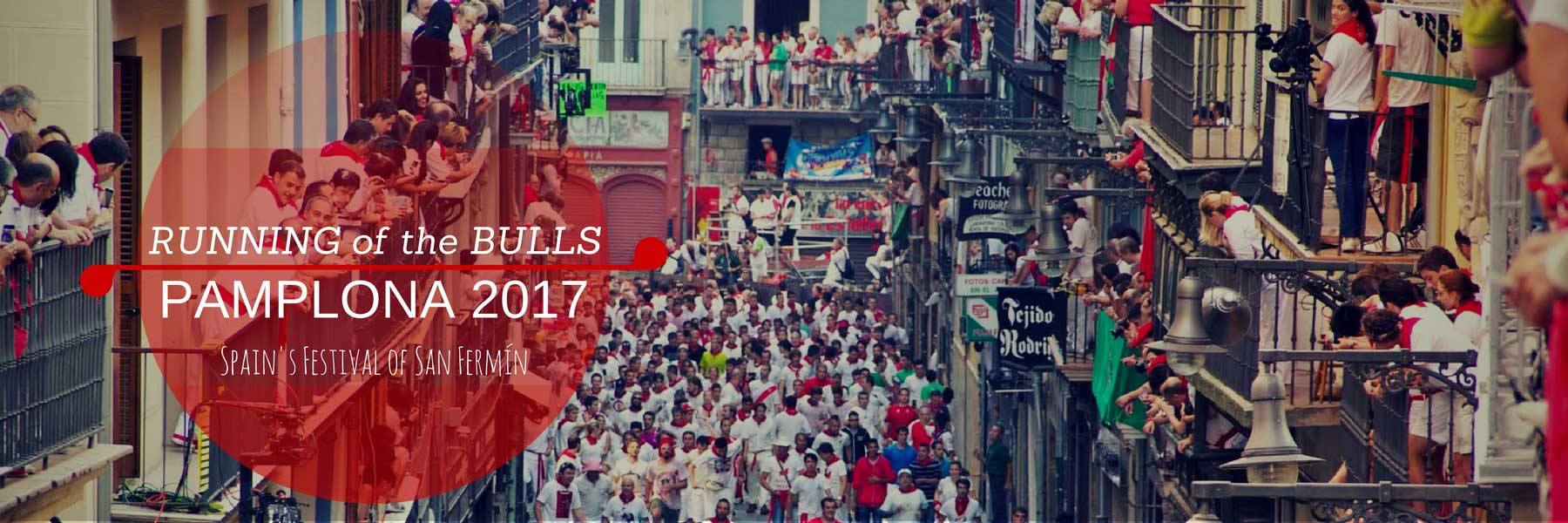 Pamplona 2017 Packages