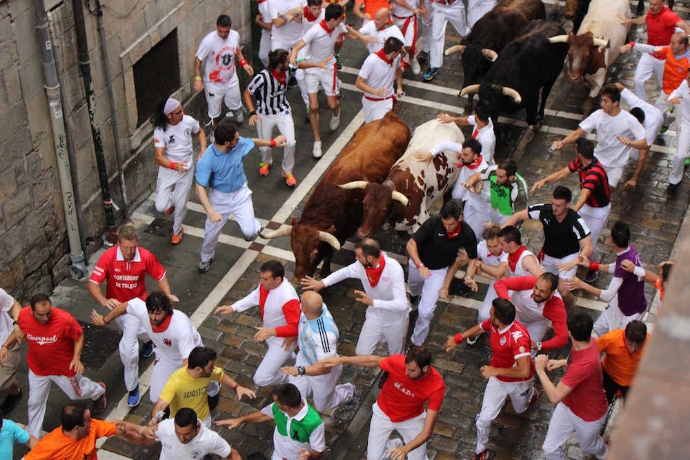 2018 Running of the Bulls Packages Opening Ceremony