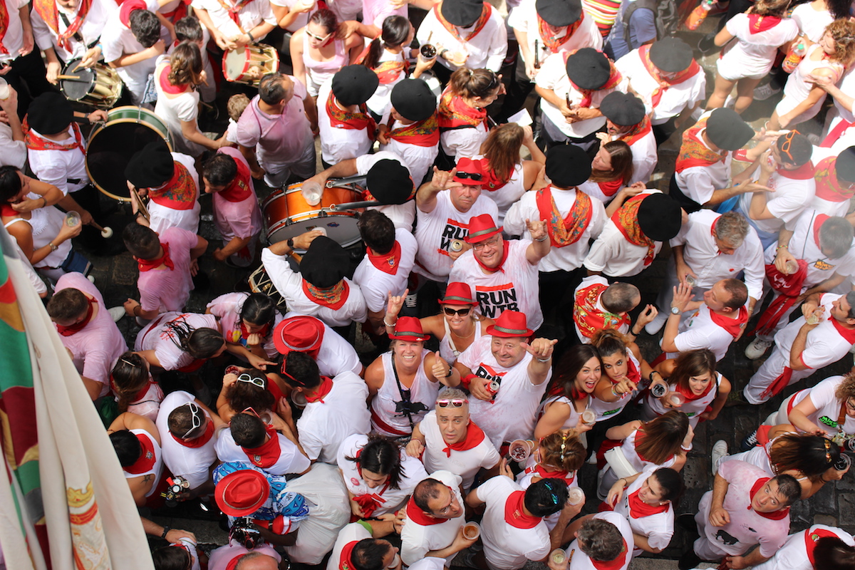 2020 Running of the Bulls Opening Ceremony