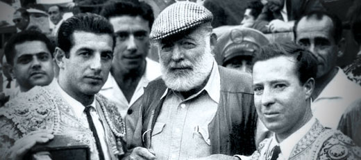 Ernest Hemingway and Pamplona