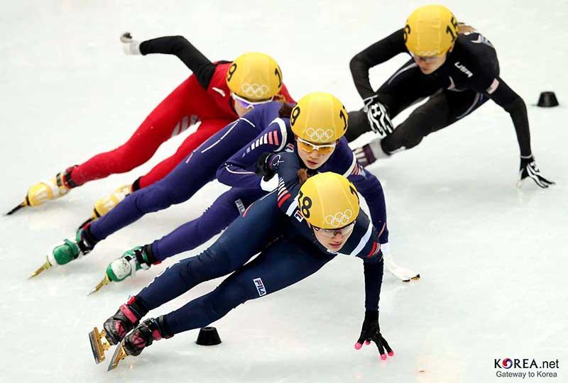 PyeongChang Skaters