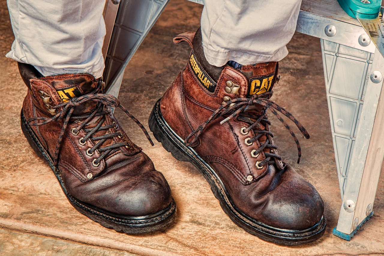work-boots-889816_1280