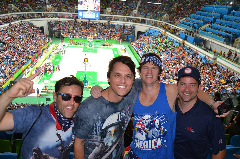 2016 Rio Basketball Olympics Tours