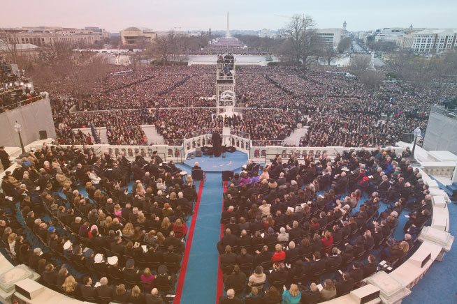 Presidential Inauguration 2021 Tickets for Swearing-In & Inaugural Balls