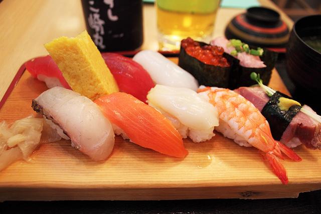 Sushi Tokyo Dining