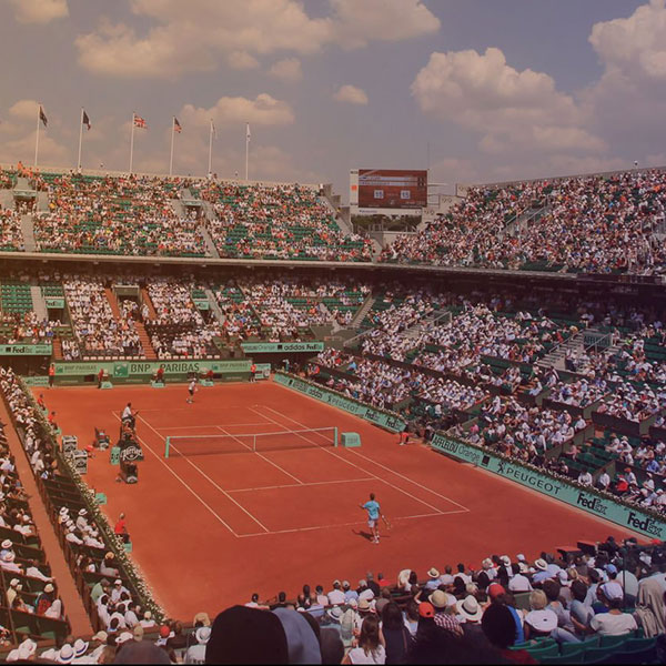 french open packages