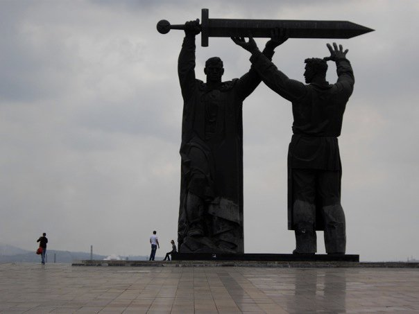Magnitogorsk Monument