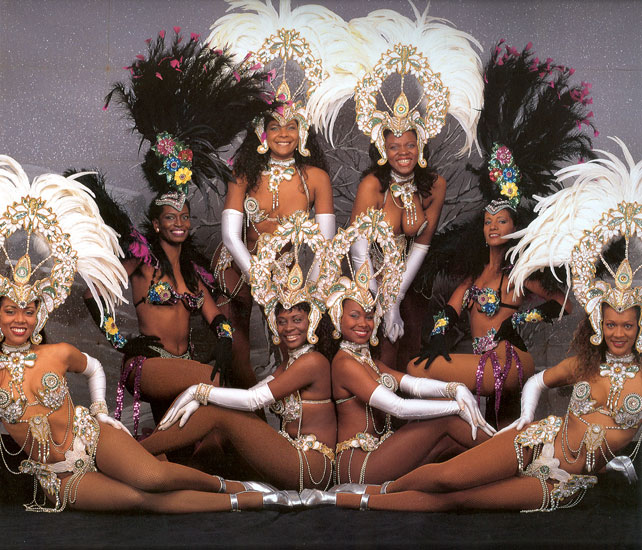 The History and Tradition of Rio Carnival Costumes , Bucket