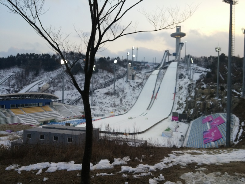 Ski Jumping Alpensia