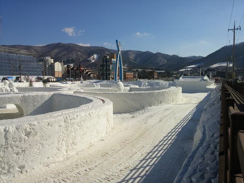 Pyeongchang Skiing