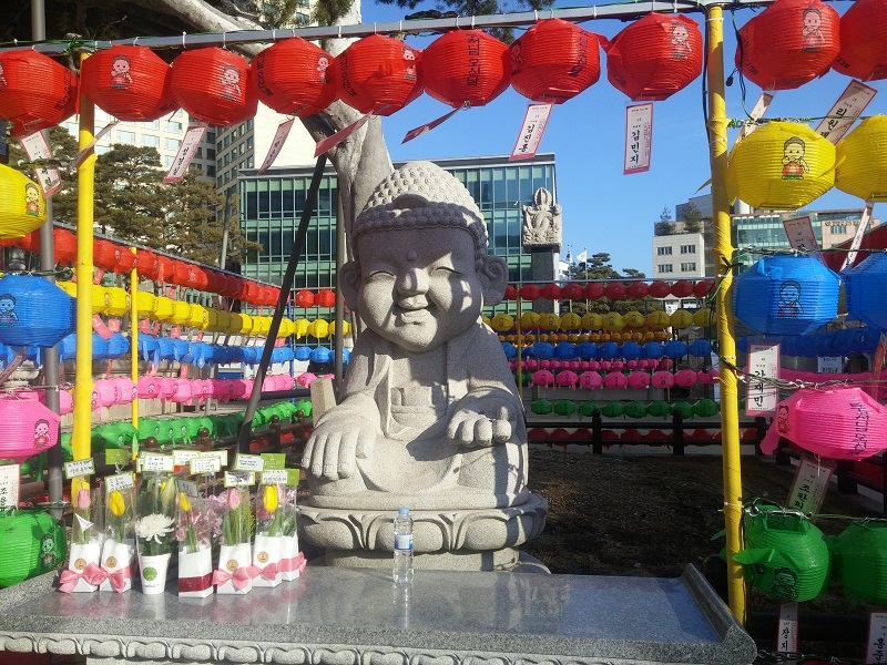 Buddhism in Seoul