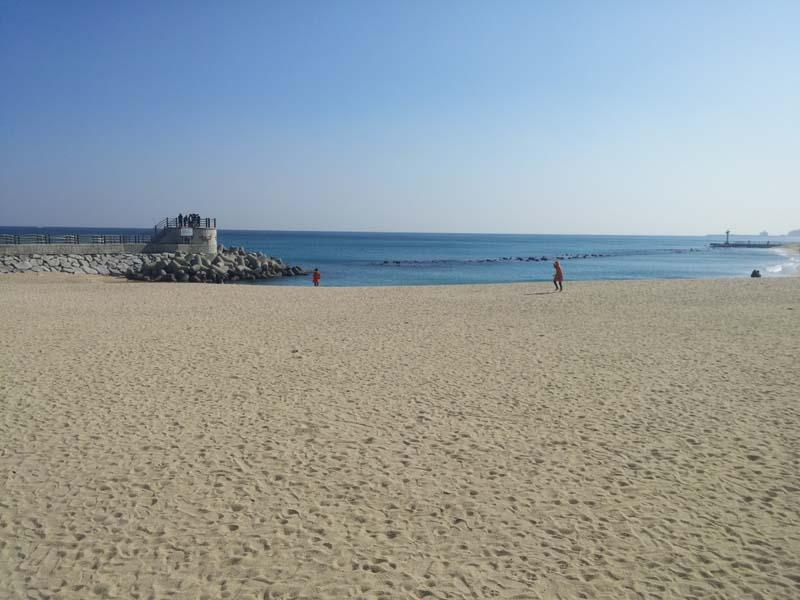 Gangneung Beach Pyeongchang 2018