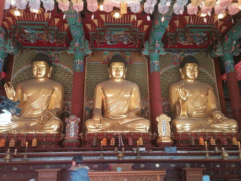 Jogyesa Temple Seoul