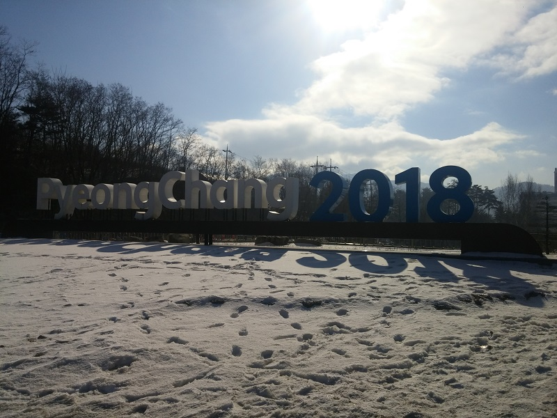 Pyeongchang 2018 Welcome