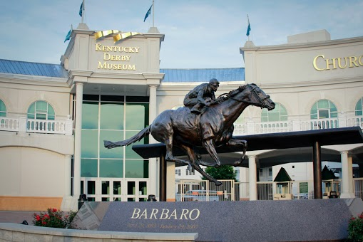 Things to Do in Louisville: The Kentucky Derby Museum