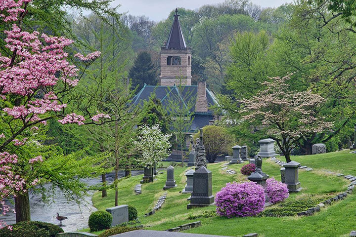 Things to do in Louisville: Cave Hill Cemetery