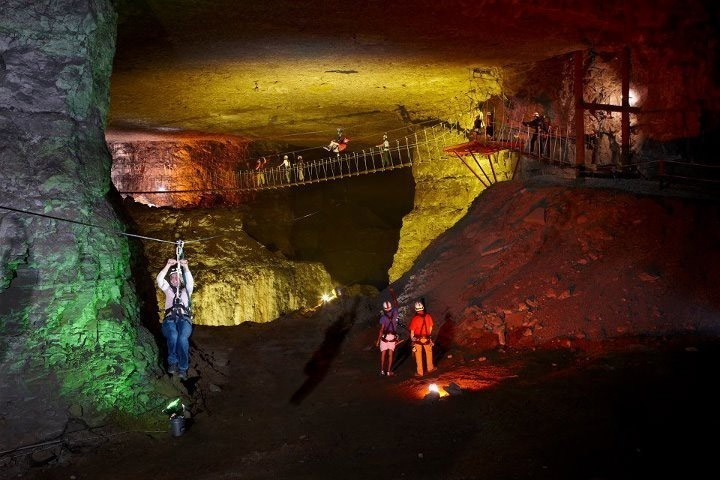 Things to do in Louisville KY: Mega Cavern