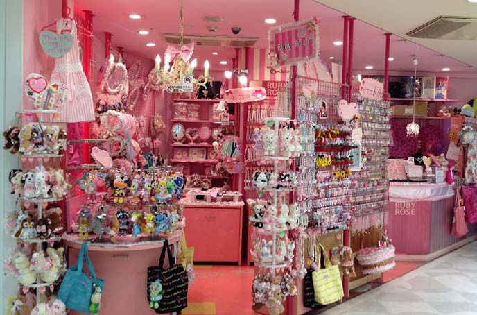 cool things to do in tokyo shopping