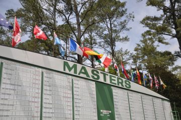 Masters Tickets
