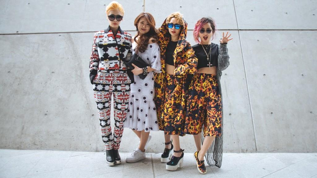 South Korea Street Fashion