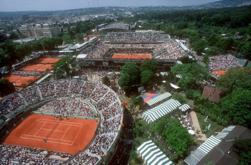 French Open Location