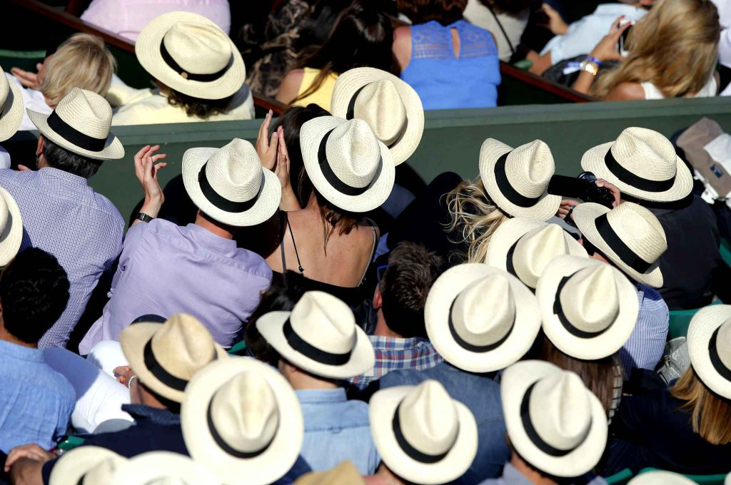 Panama Hats French Open Tips