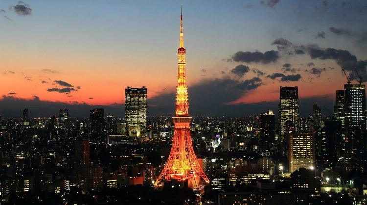 Tokyo Tower Heritage Zone