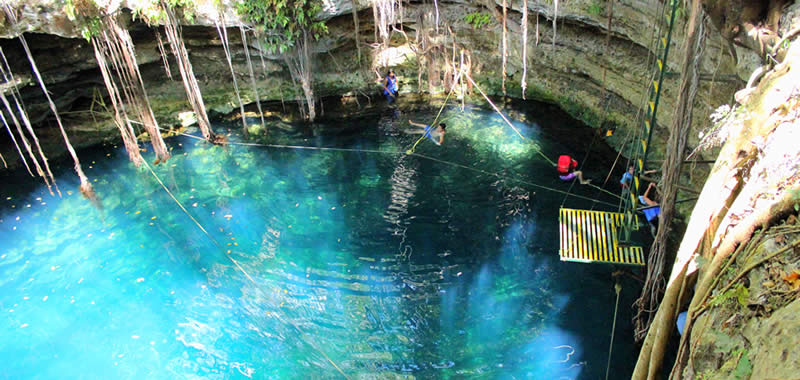 Cenote Crazy Bucket List Ideas