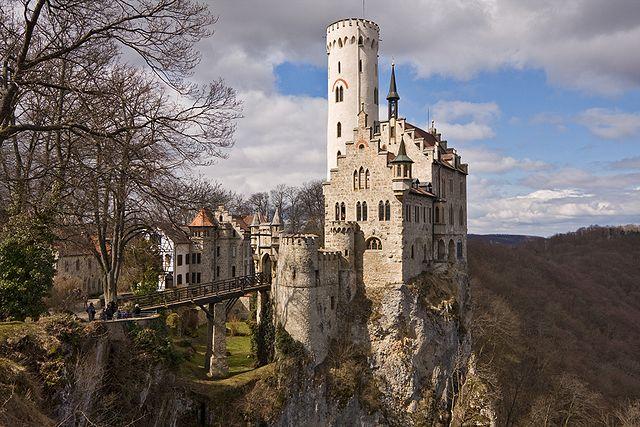 schloss lichtenstein german castles
