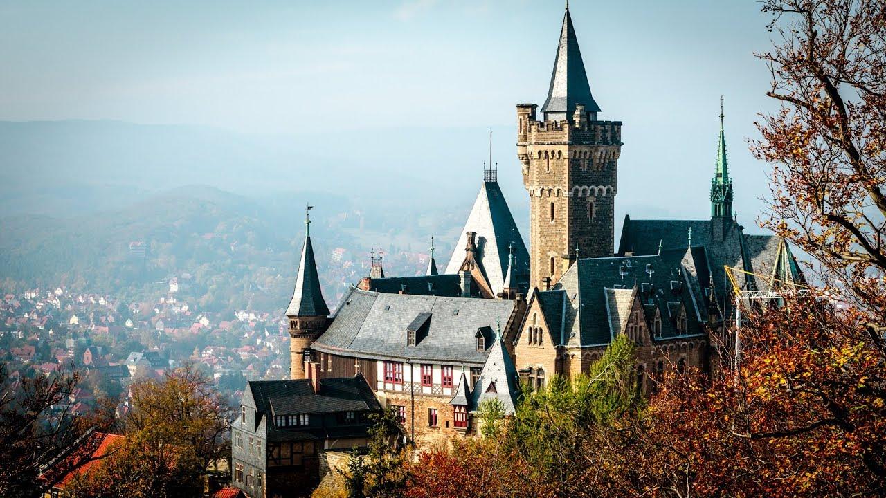 wernigerode castle germany