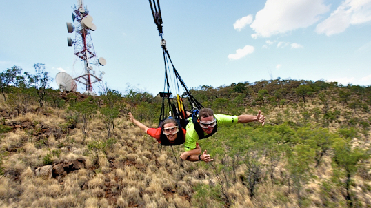 zip line crazy bucket list ideas