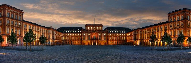 mannheim palace germany