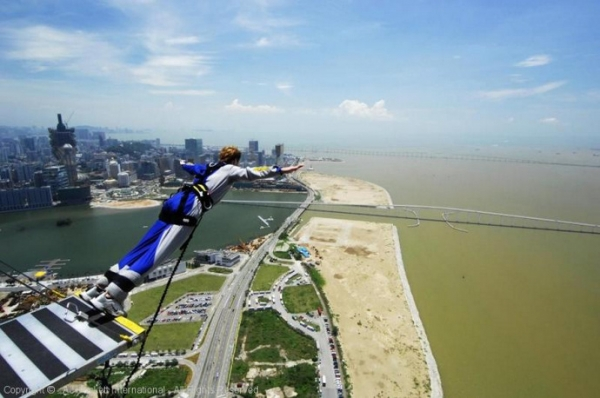 Bungee Crazy Bucket List Ideas