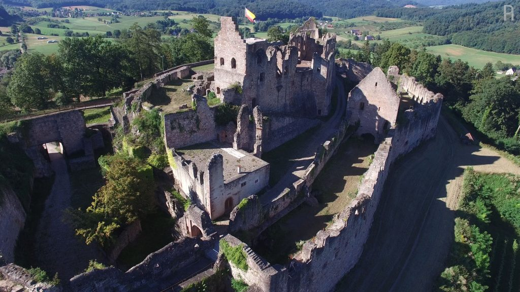 hochburg castle germany