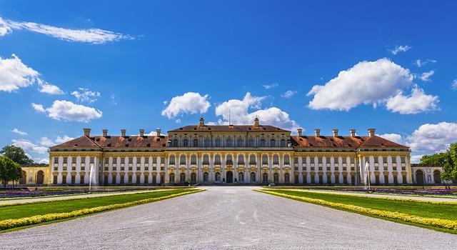 scheleissheim palace
