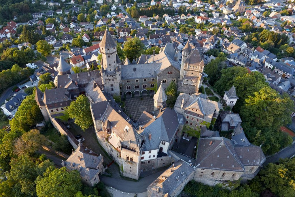 braunfels castle germany