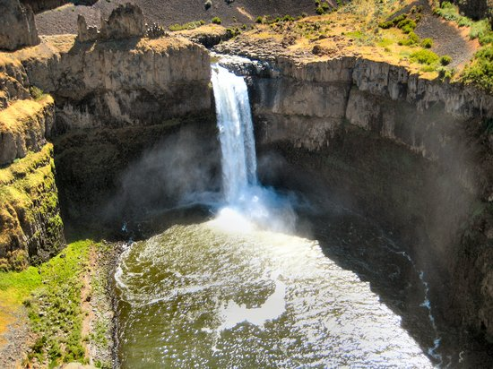 Palouse Falls Crazy Bucket List Ideas