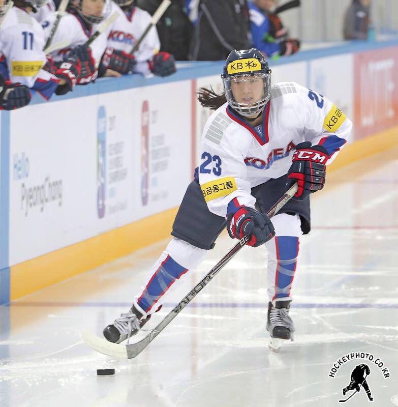 Marissa Brandt Hockey